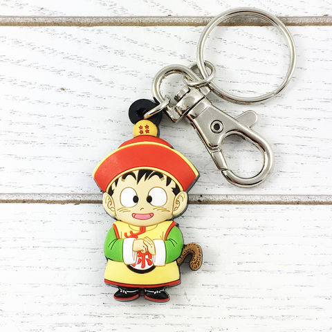 Dragonball,Z,Gohan,Keychain,dragonball, dragon ball z, gohan, kid, child, keychain, key chain, keyring, soft, plastic, rubber, kids