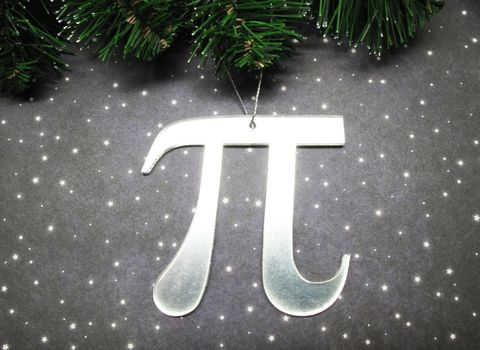 Pi,Christmas,Tree,Ornament,,math,symbol,pie,geek,science,decoration,pi, math, science, christmas, ornament, decoration, xmas, geeky, nerd, nerdy, geek, mathematician, science teacher, math teacher, funny, symbol, pie, wall hanging, gift