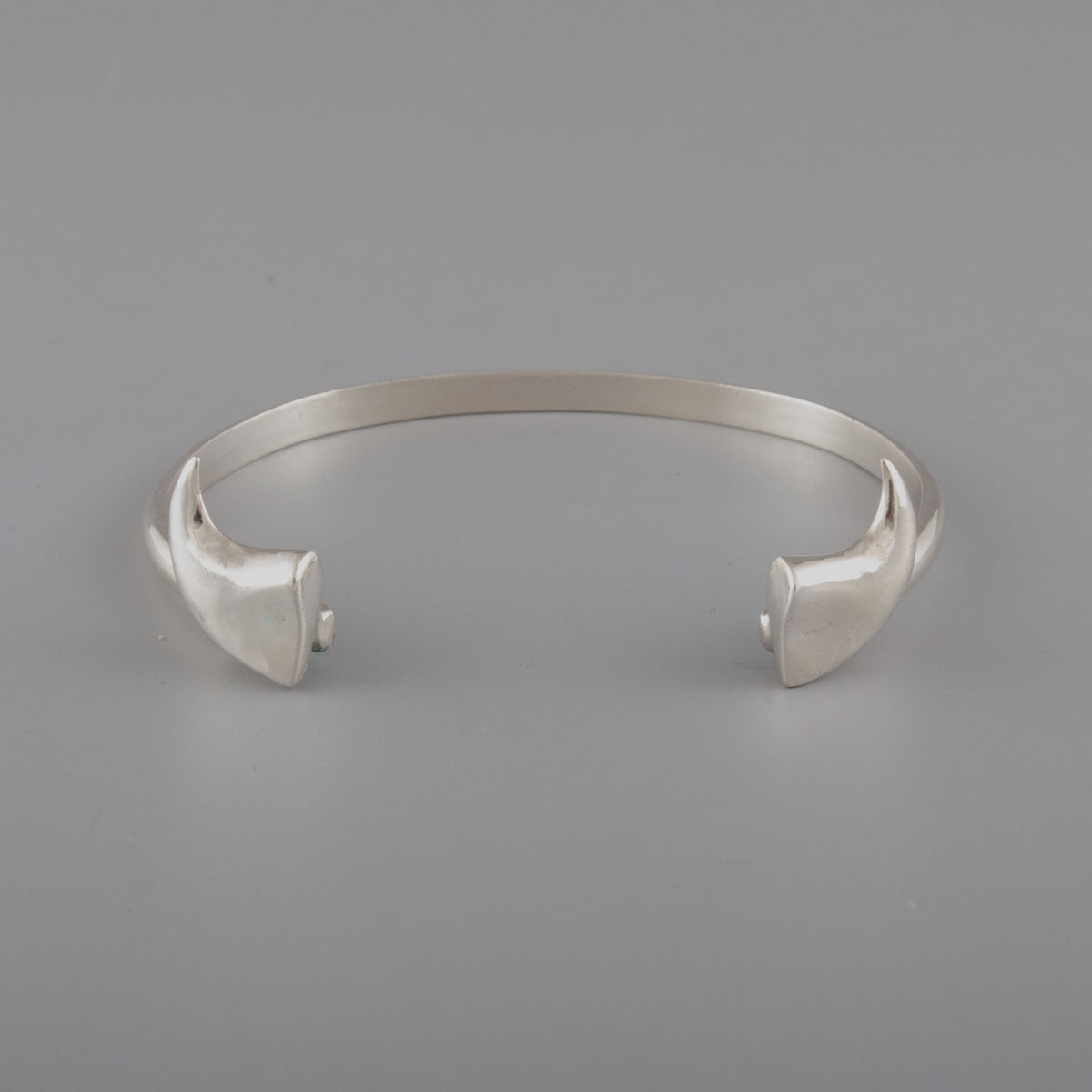 Sterling Silver Lion Claw Bracelet - product image