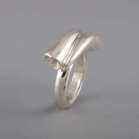 Sterling,silver,Elephant,Tusk,Ring,Sterling silver, Elephant Tusk, Ring