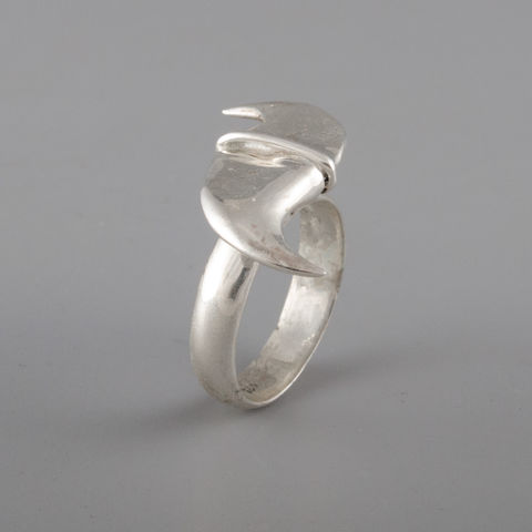 Sterling,Silver,Lion,Claw,Ring,Sterling Silver, Lion Claw, Ring