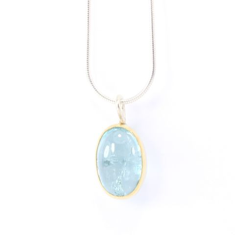 Aquamarine,Oval,Cabochon,Pendant,aquamarine jewelry, aquamarine necklace, aquamarine pendant, handmade aquamarine pendant, unique handcrafted aquamarine jewelry, unique aquamarine jewelry, natural aquamarine handmade jewelry, naturual aquamarine handmade pendant, unique handcrafted jewel