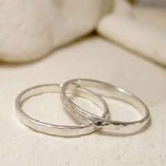 Polished,Hammered,Sterling,Silver,Stacking,ring,hand crafted Jewelry, Ring,, hand made sterling_silver_ring, silver_stack_ring, stacking_stacker, hand_forged_metal, hand_hammered, polished_silver_ring, simple_silver_ring, thin_silver_ring, narrow_band_ring, hammered_silver_ring, hammered_jewelry, stack