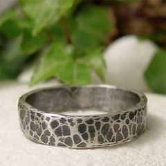 Hand,Hammered,Oxidised,Sterling,Silver,Slim,Ring,Band,Jewellery, Rings, Bands, sterling silver ring, simple silver ring, hand hammered, hammered silver ring, oxidized silver ring, silver ring band, hand forged jewelry, blackened silver, mens ring, womens ring, rustic silver ring, hammered jewelry, unisex his