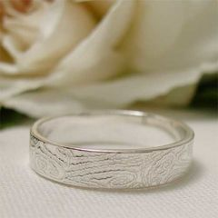 Narrow,Band,Textured,Sterling,Silver,Wedding,Ring,for,Bride,or,Groom,Jewellery Rings, Wedding & Engagement, Wedding Bands, sterling silver, ring silver, ring band, silver wedding, wedding ring, bride jewelry, couples ring, commitment ring, friendship ring, unique womens ring, womens wedding band, textured silver band, brid