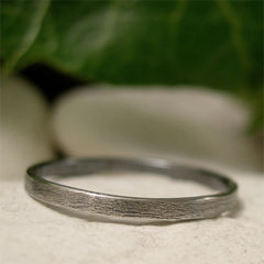 Oxidized,Skinny,Band,Brushed,Sterling,Silver,Stacking,Ring,hand crafted Jewellery, Rings, Stackable Rings, hand made sterling silver ring, oxidized silver stack ring, stackable ring, sterling brushed satin silver ring, hand forged ring, everyday layering jewelry, modern minimalist ring