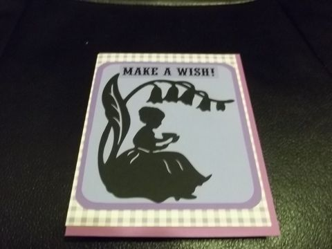Make,a,wish,greeting,card, nursery, greeting card
