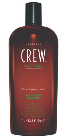 American,Crew,Tea,Tree,Shampoo,(250ML),american crew tea tree shampoo,dry scalp,male grooming