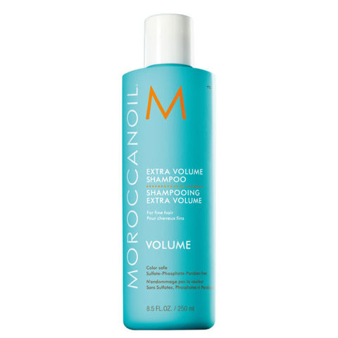 MOROCCAN,OIL,EXTRA,VOLUME,SHAMPOO,moroccan- oil-volume -keratin blow dry-shampoo-hair-salon-ladbroke-grove