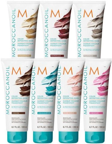 Moroccanoil,colourdepositing,mask,200mls,moroccanoil-colour-depositing-conditioner