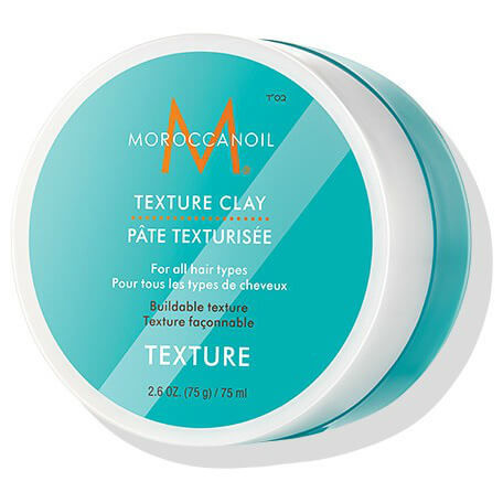 moroccanoil,texture,clay,75mls,argan,paraben,free,sulphate,wax,style