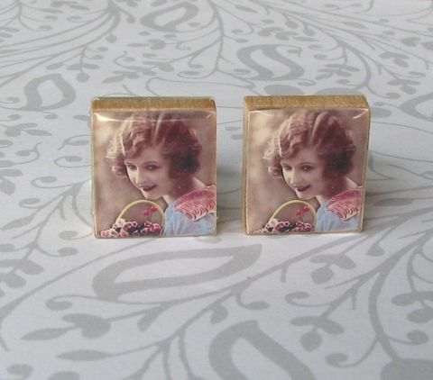 Cuff,links,Custom,Photo,Image,Jewelry, Pendant, wedding, keepsake, memorial, Art, altered art, charm, cuff links, cufflinks,  scrabble tile, Designs by Chastity, gift, father's day, dad, grandfather, father