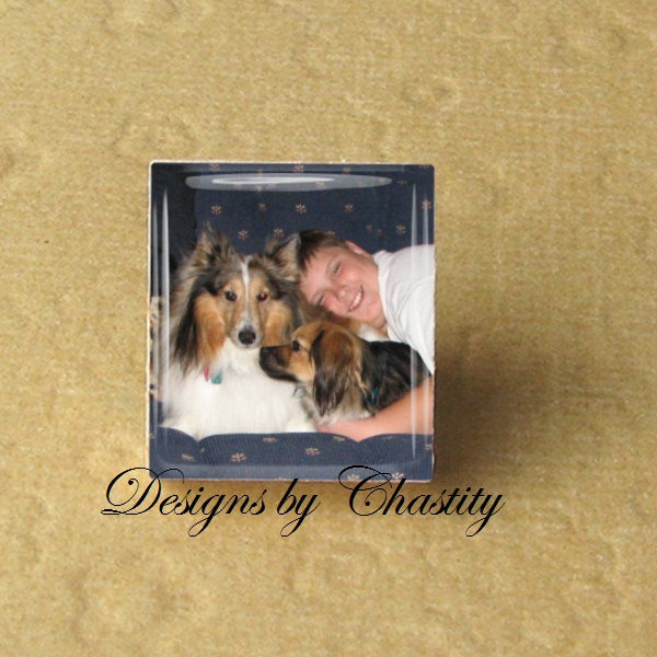Tie Tack Hat Pin Custom Photo Image - product images  of