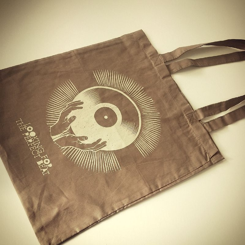 Looking For the Perfect Beat Hands Echo Record Bag - product images