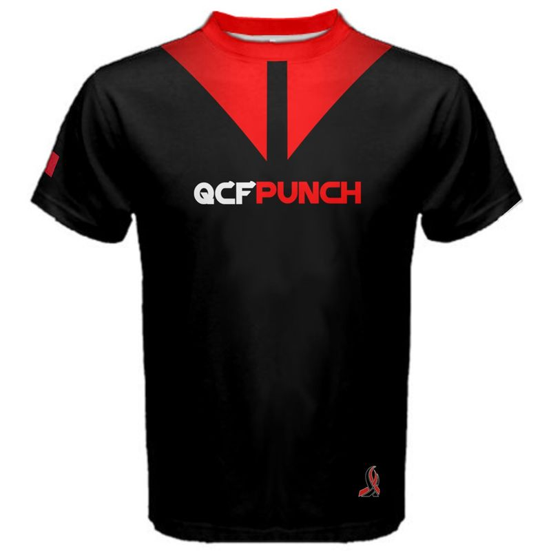 2017 QCFP Team shirt - product images  of