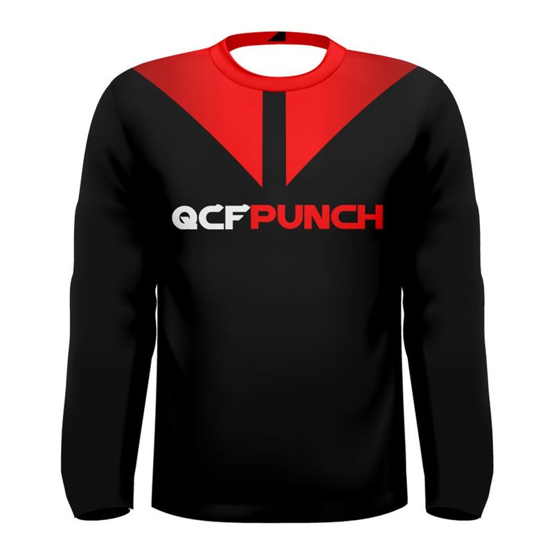 2017 QCFP long sleeve Team shirt - product images  of
