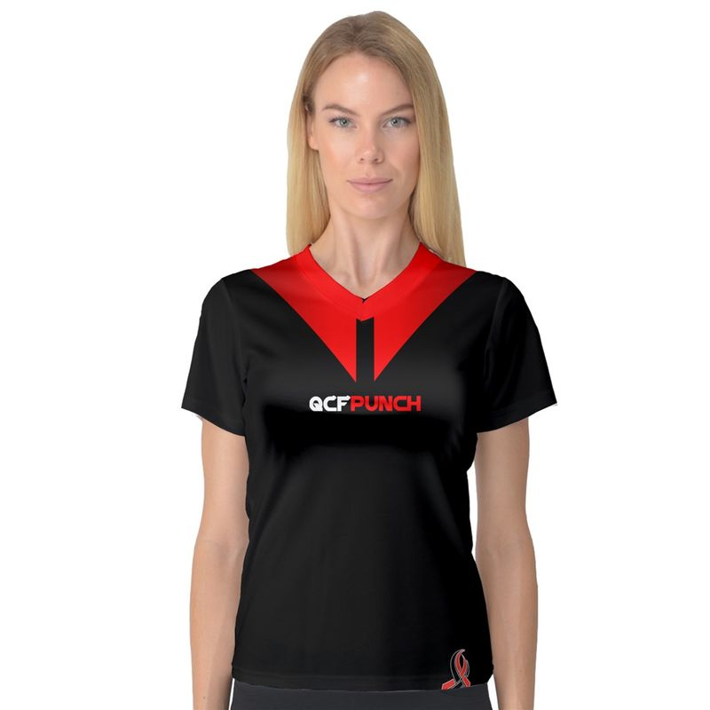 2017 QCFP Team Women shirt - product images  of