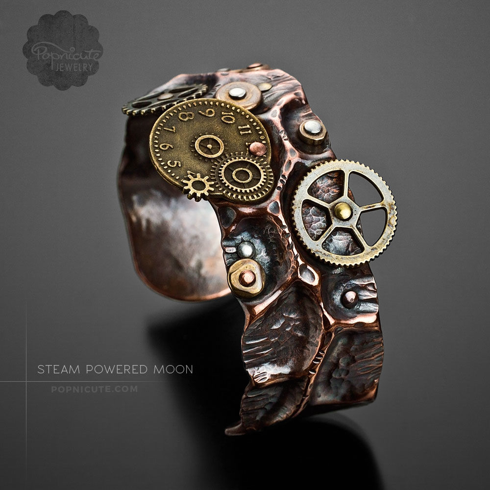 STEAM POWERED MOON - product images  of