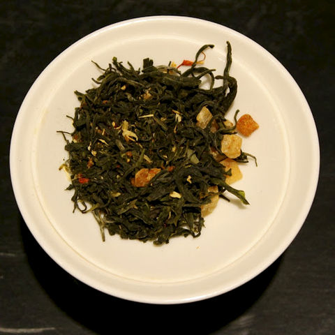 Bedford,bedford_ chinese_ green tea_ mango_ citrus fruits_ fruity