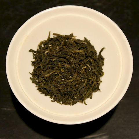 Jasmine,Green,(Fair,Trade),Organic Jasmine Green Tea, Yin Hao