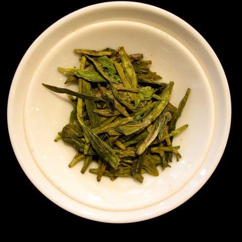 Dragon,Well,,High,Grade,(Jiukeng,,Lung,Chin),Dragon Well, Dragonwell, Organic, green tea