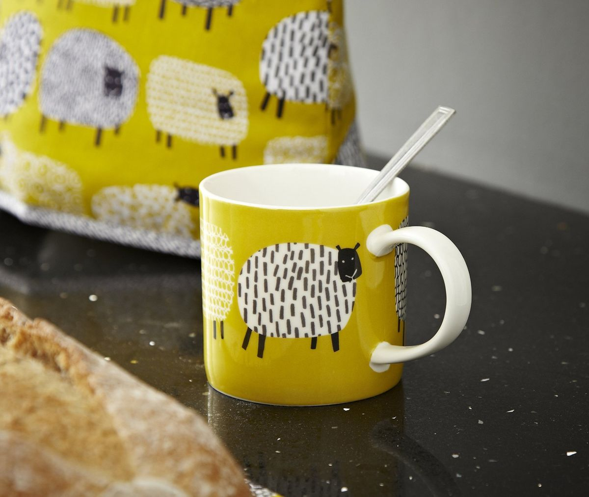 Dotty Sheep MUG - product images  of