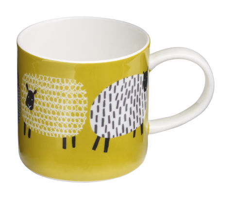 Dotty,Sheep,MUG,Ulster Weavers Dotty Sheep Mug