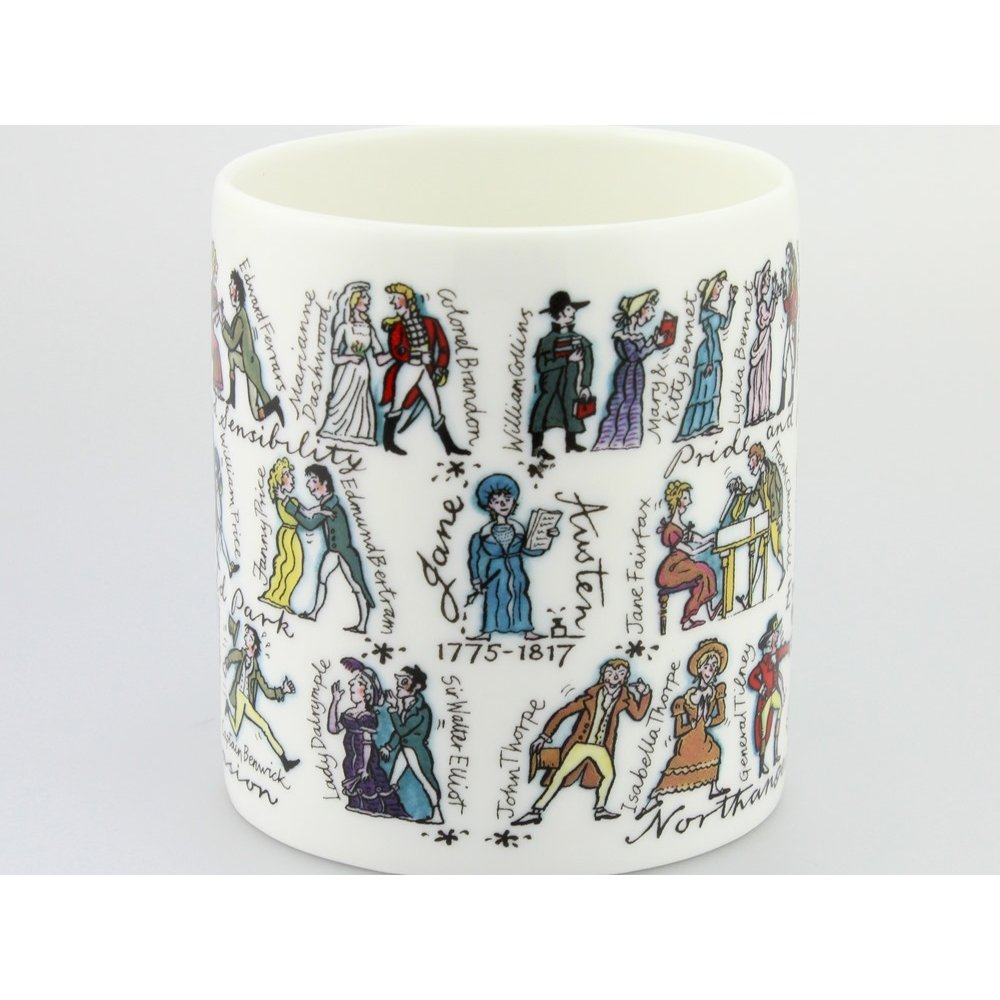 Jane Austen Mug - product images  of