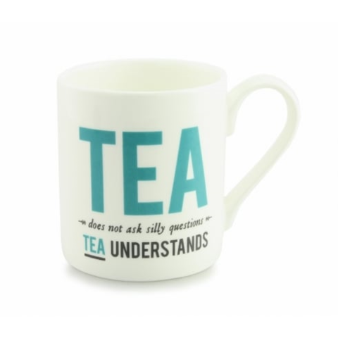 Tea,Understands,Mug