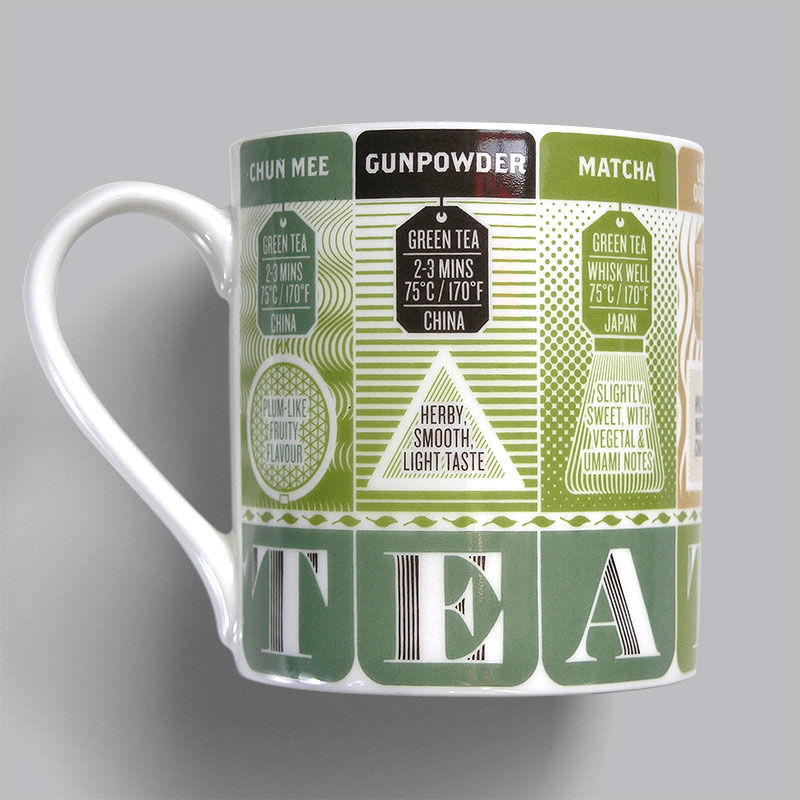 A Mugs Guide to Tea Types:  Oolong & Co. - product image
