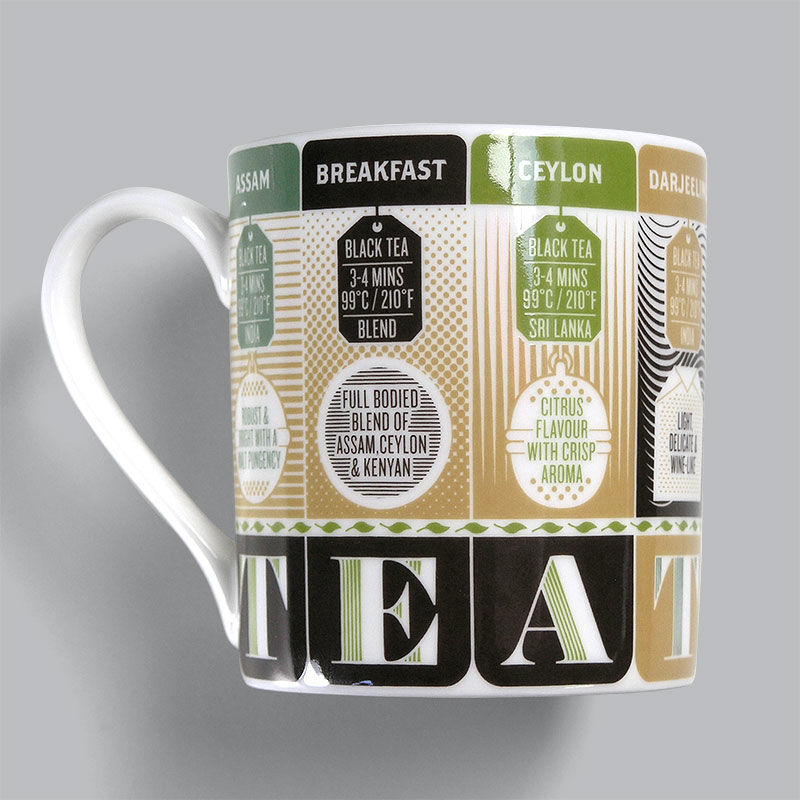 A Mugs Guide To Tea Types:  Breakfast & Co. - product image