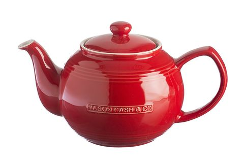 Mason,Cash,Red,Teapot,with,Infuser,Mason_Cash_Teapot_With_Infuser