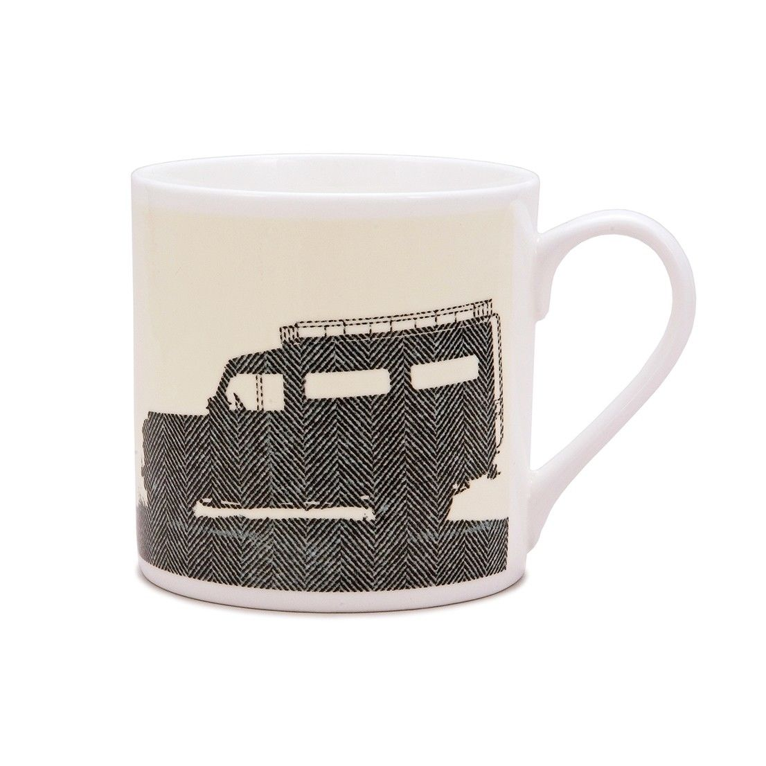 Tweed Landrover Mug, Large - product image