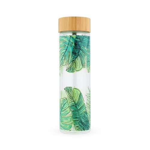 Blair Tropical Glass Travel Mug with Infuser - product images  of