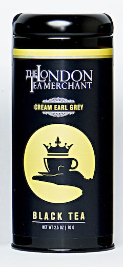 Cream Earl Grey in a Tin - product images  of