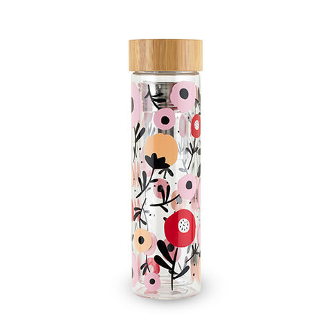 Blair,Posy,Glass,Travel,Mug,with,Infuser,Blair_Posy_Glass_Travel_Mug