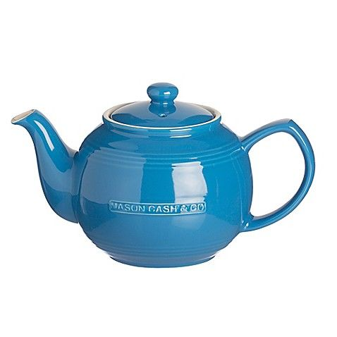 Mason,Cash,37,fl,oz,Blue,Teapot,with,Infuser,Mason_Cash_Teapot_With_Infuser