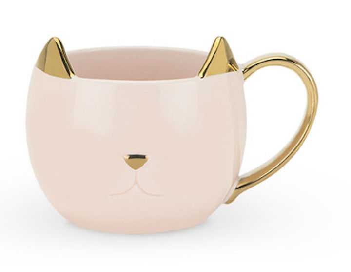Chloe Pink Cat Mug - Purrffect - product images  of