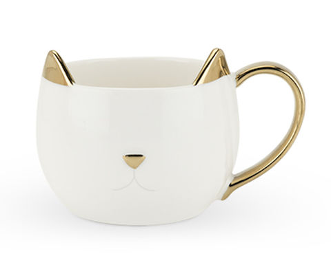 Chloe,White,Cat,Mug,-,Feline,Good,Chloe-White-Cat-Mug