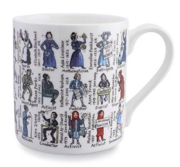 Women Who Changed the World Mug - product images  of