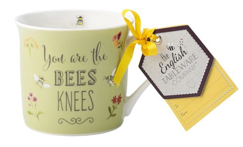 You,Are,The,Bees,Knees,Mug,are,the,bees,knees,mug,english,tableware,company