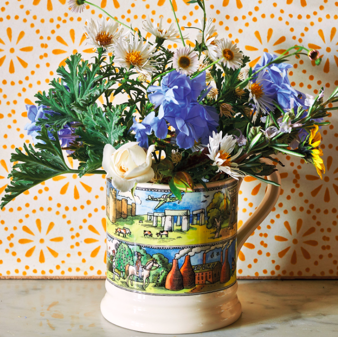 Beautiful England mug by Emma Bridgewater - product images  of