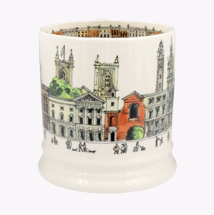 Lovely London Mug by Emma Bridgewater - product images  of