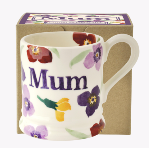 Wallflower,MUM,Mug,by,Emma,Bridgewater,Emma-Bridgewater-Wallflower-MUM-Mug