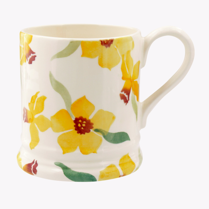 Daffodil Half Pint Mug by Emma Bridgewater - product images  of