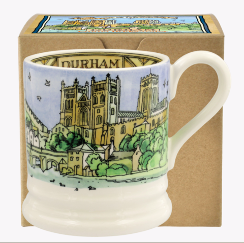 Durham,City,Mug,by,Emma,Bridgewater,Emma-Bridgewater-Durham-City-Mug