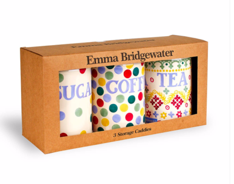Polka,Dot,Folk,Set,3,Storage,Caddies,by,Emma,Bridgewater,Emma-Bridgewater-Polka-Dot-Folk-Set-3-Storage-Caddies