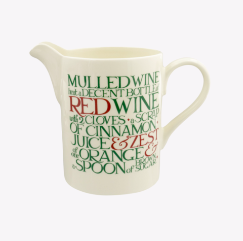 Christmas,Toast,Large,Straight,Jug,by,Emma,Bridgewater,Emma-Bridgewater-Christmas-Toast-Large-Straight-Jug