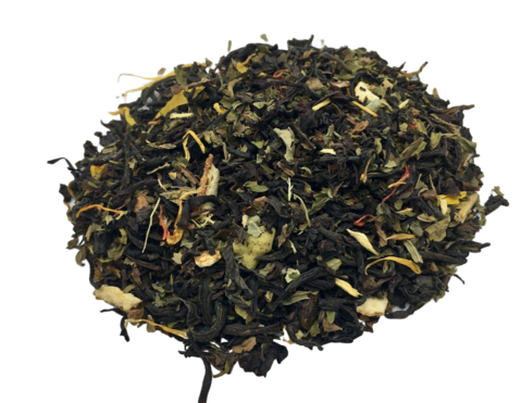 Peppermint,Patty,peppermint patty, The London Tea merchant, black tea, blend