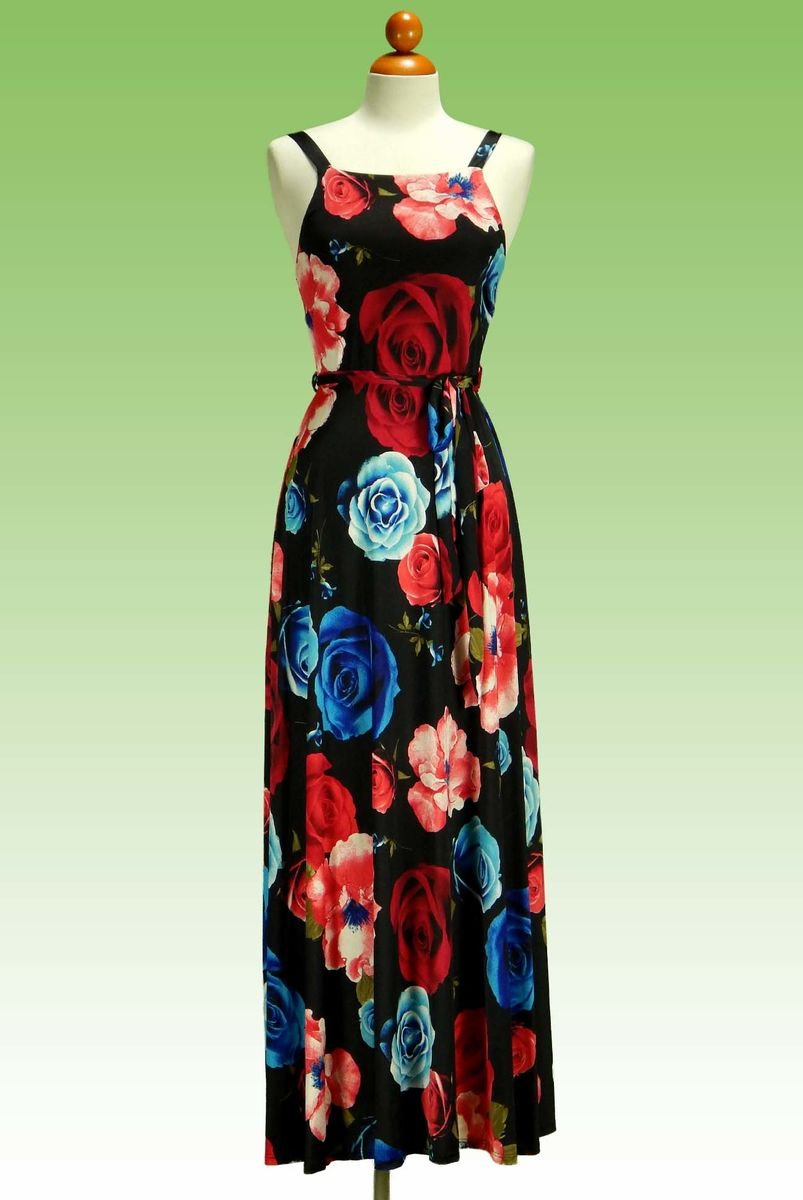 Napa maxi dress